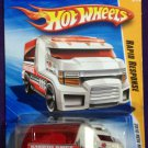 2010 Hot Wheels #18 Rapid Response