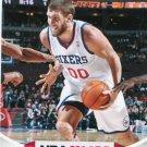 2012 Hoops Basketball Card #28 Spencer Hawes