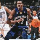 2012 Hoops Basketball Card #55 Rudy Gay