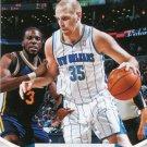 2012 Hoops Basketball Card #62 Chris Kaman