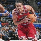 2012 Hoops Basketball Card #76 Joakim Noah