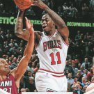 2012 Hoops Basketball Card #80 Ronnie Brewer