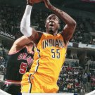 2012 Hoops Basketball Card #96 Roy Hibbert