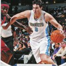 2012 Hoops Basketball Card #109 Danilo Gallinari