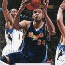 2012 Hoops Basketball Card #112 JaVale McGee