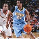 2012 Hoops Basketball Card #113 Andre Miller