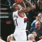 2012 Hoops Basketball Card #129 Jamal Crawford