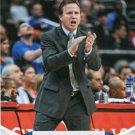 2012 Hoops Basketball Card #140 Scott Brooks
