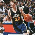 2012 Hoops Basketball Card #143 Gordan Hayward