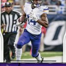 2016 Score Football Card #182 Stefon Diggs