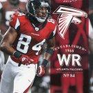 2012 Prestige Football Card #9 Roddy White