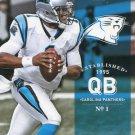 2012 Prestige Football Card #25 Cam Newton