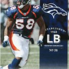 2012 Prestige Football Card #55 Von Miller