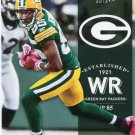 2012 Prestige Football Card #70 Greg Jennings