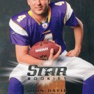 2008 Upper Deck Football Card #253 John David Booty