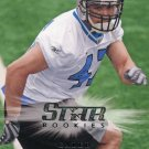 2008 Upper Deck Football Card #211 Caleb Campbell