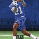 2008 Upper Deck Football Card Potential Unlimited #21 Kenny Phillips
