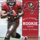 2012 Prestige Football Card #245 Doug Martin