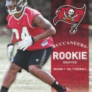 2012 Prestige Football Card Extra Points #262 Mark Barron