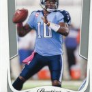 2011 Prestige Football Card #195 Vince Young