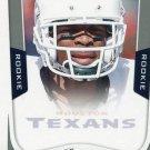 2011 Prestige Football Card #211 Brandon Harris