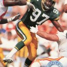 1991 Pro Set Platinum Football Card #39 Tim Harris