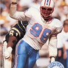 1991 Pro Set Platinum Football Card #43 Sean Jones