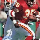 1991 Pro Set Platinum Football Card #49 Christian Okoye