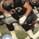 1991 Pro Set Platinum Football Card #53 Dan Mosbar