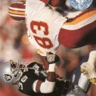 1991 Pro Set Platinum Football Card #56 Terry McDaniel