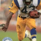 1991 Pro Set Platinum Football Card #59 Cleveland Gary