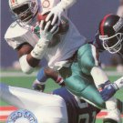 1991 Pro Set Platinum Football Card #66 Ferrell Edmunds