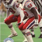 1991 Pro Set Platinum Football Card #73 Andre Trippett