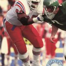 1991 Pro Set Platinum Football Card #74 Brent Williams