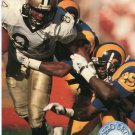 1991 Pro Set Platinum Football Card #76 Eric Martin