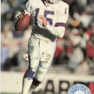 1991 Pro Set Platinum Football Card #79 Jeff Hostetler