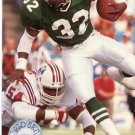 1991 Pro Set Platinum Football Card #83 Blair Thomas