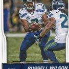 2016 Score Football Card #281 Russell Wilson