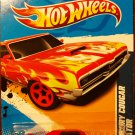 2012 Hot Wheels #168 69 Mercury Cougar Eliminator