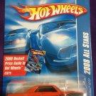 2008 Hot Wheels Beckett Card #70 1965 Pontiac GTO