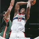 2012 Hoops Basketball Card #176 Kevin Seraphin