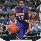 2012 Hoops Basketball Card #197 Andrew Bynum