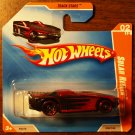 2009 Hot Wheels #56 Solar Reflex Short Card