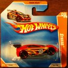 2009 Hot Wheels #63 Synkro Short Card