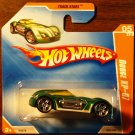 2009 Hot Wheels #59 Dodge XP-07 Short Card