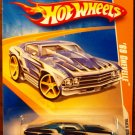 2009 Hot Wheels #62 69 Chevelle
