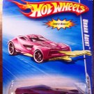 2009 Hot Wheels #94 Urban Agent PURPLE
