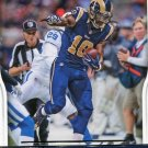 2016 Score Football Card #296 Kenny Britt