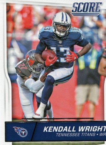 2016 Score Football Card #315 Kendall Wright