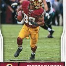 2016 Score Football Card #325 Pierre Garcon